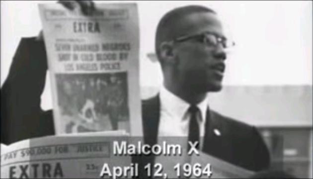 Dr King Malcolm X and Marcus Garvey – Economics Empowerment