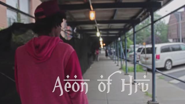 Haile Ali – Aeon of HRU