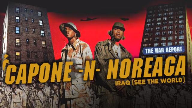 Capone-N-Noreaga – Iraq