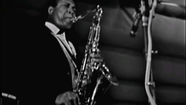 John Coltrane – Belgium 1965 [Live Performance]