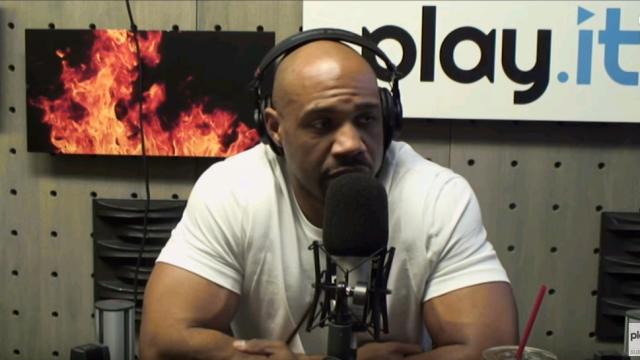 """Kareem """"Biggs"""" Burke Interview At Rap Radar"""