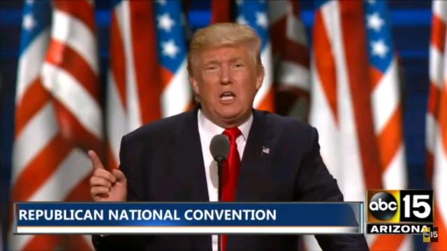 Donald Trump – Republican National Convention [Full Speech]