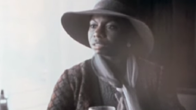 Nina Simone – Revolution & Strange Fruit