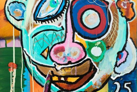 Cavier Coleman – High On Life [Visual Art]