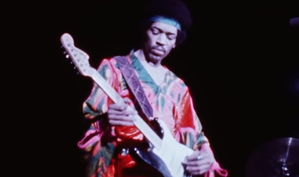 The Jimi Hendrix Experience – Purple Haze Live